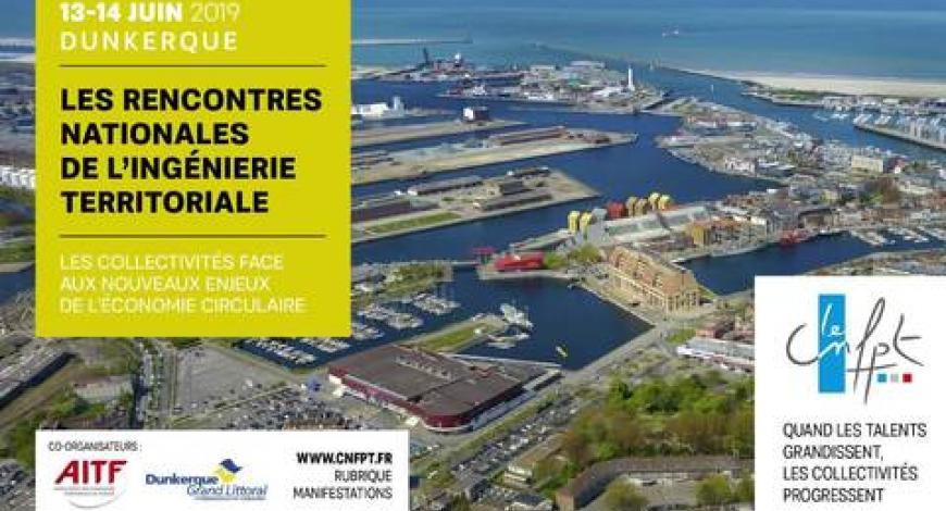 Les rencontres nationales de l'ingénierie territoriale : transition des territoires