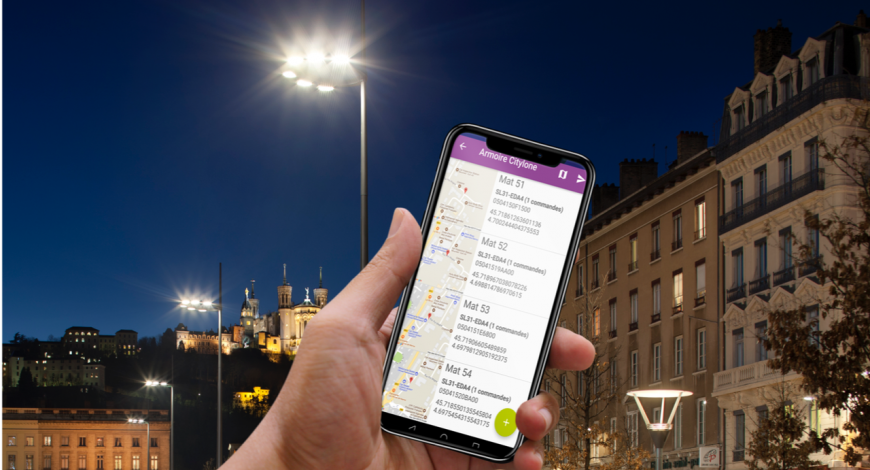 Citylone lance le 2e volet de son application myCitylone, téléchargeable gratuitement et utilisable sans connexion.