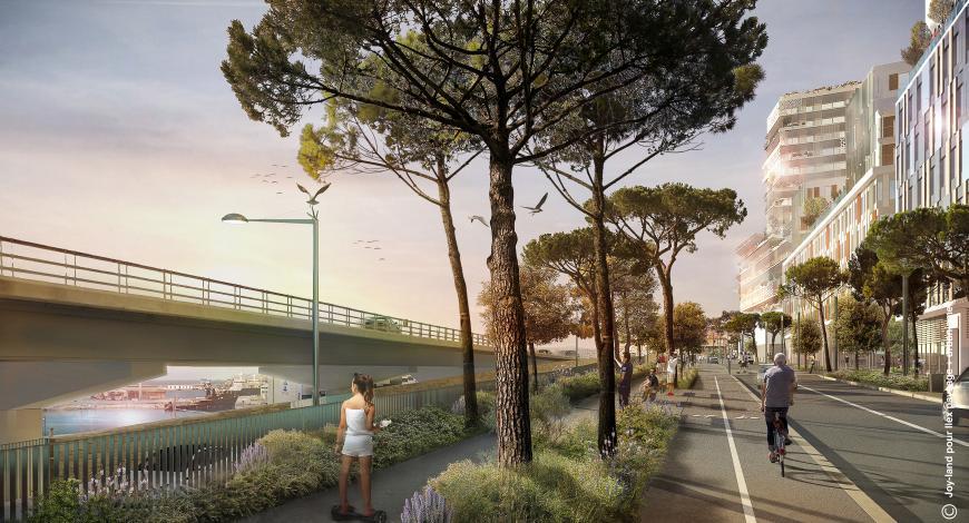 Euroméditerranée, un projet d'aménagement urbain et de développement économique au cœur de Marseille.