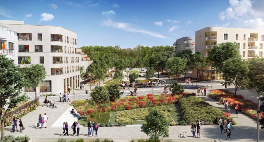 L'écoquartier LaVallée a été nommé ainsi en référence au fondateur de l'École Centrale, Alphonse LaVallée.