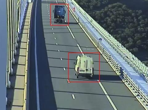 Les systèmes Citilog de détection automatique d'incident vidéo identifient les incidents et les accidents en quelques secondes sur les autoroutes, les ponts et les tunnels.