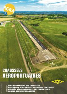 L'aéroport de Peace River au Canada.