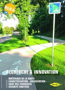 Pour la requalification des voies principales du campus LyonTech-La Doua à Villeurbanne, Colas a proposé à la métropole de Lyon des solutions d'innovation concrètes permettant d'expérimenter grandeur nature les dernières innovations pour une ville durable