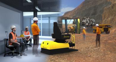 Du virtuel au réel avec la simulation