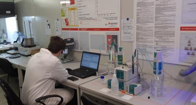 Laboratoire Carasol.