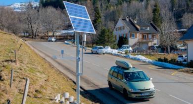 Les unités de bord de route (UBR) : des outils au service de la mobilité intelligente.