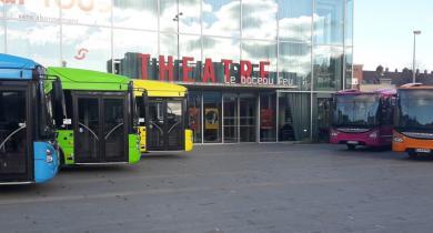 La communauté urbaine de Dunkerque, autorité organisatrice des mobilités urbaines sur son territoire, gère, en contrat avec DK'Bus, du groupe Transdev, le réseau de transport urbain de l'agglomération dunkerquoise